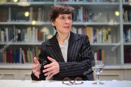 Editorial image of Germany Britain Literature - Dec 2016