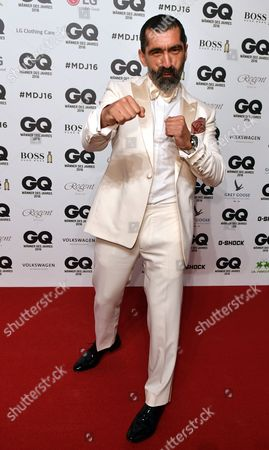 German-turkish Actor Erdal Yildiz Arrives For the Gq Men of the Year 2016 Awards Ceremony in Berlin Germany 10 November 2016 Germany Berlin