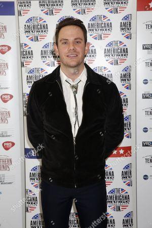 Editorial picture of UK Americana Awards, London, UK - 02 Feb 2017