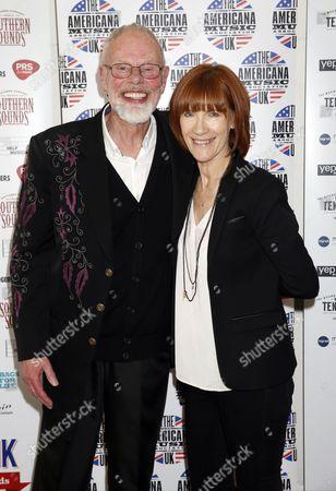 Bob Harris and Kiki Dee