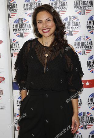 Editorial photo of UK Americana Awards, London, UK - 02 Feb 2017