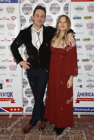Sam Outlaw with Molly Jenson