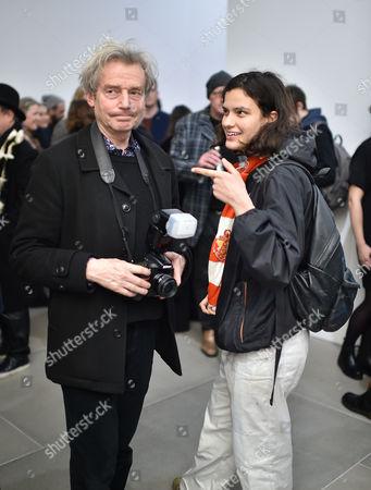 Daffyd Jones and Evangeline Ling