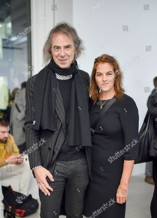 Ivor Braka and Tracey Emin