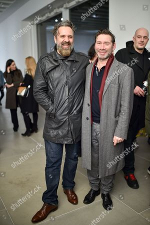 Keith Tyson and Matt Collishaw