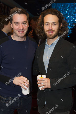 Stock Picture of James Graham and Ben Ockrent