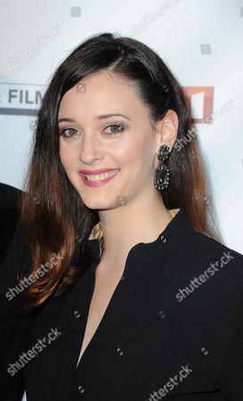 Stock Image of Anne Serra