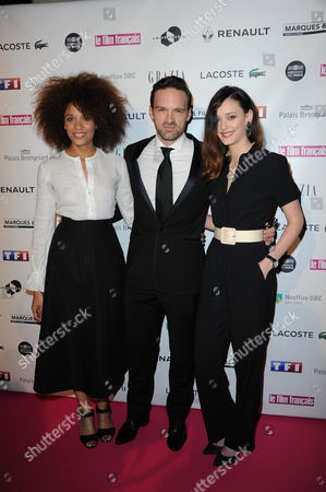 Editorial picture of French Film Awards, Paris, France - 02 Feb 2017