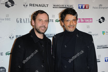 Fred Testot and guest