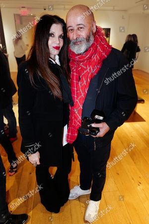 Richard Young and Loree Rodkin