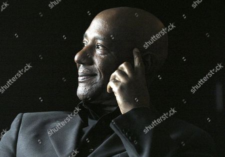 Errol Brown Singer For the Group Hot Chocolate Poses For a Photograph in Sydney Today Ahead of His Solo Appearance As Part of the Best Disco in Town Tour in Sydney Tuesday 07 September 2004 Australia Sydney