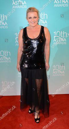 Editorial picture of Australia 2012 Astra Awards - Jun 2012