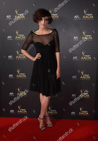 Editorial image of Australia Aacta Awards 2012 - Jan 2012