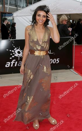 Australian Actress Pia Miranda on the Red Carpet at the 2005 Australian Film Institute (afi) Awards in Melbourne Saturday 26 November 2005 the Afi Awards Pay Tribute to Australias Film and Television Industries Australia Melbourne