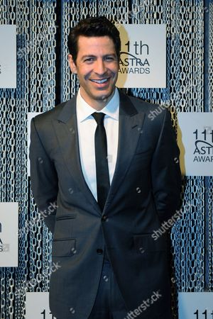 Australian Actor Don Hany Arrives on the Red Carpet For the 11th Astra Awards in Sydney Australia 25 July 2013 the Awards Are Presented Annually by the the Australian Subscription Television and Radio Association (astra) Australia Sydney