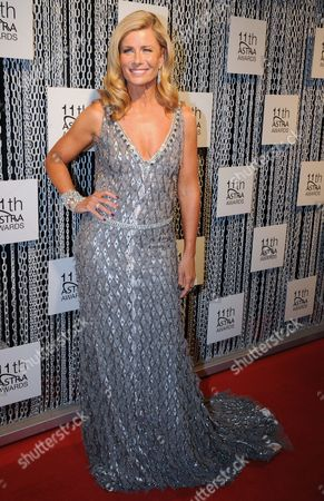 Australian Tv Presenter Deborah Hutton Arrives on the Red Carpet For the 11th Astra Awards in Sydney Australia 25 July 2013 the Awards Are Presented Annually by the the Australian Subscription Television and Radio Association (astra) Australia Sydney