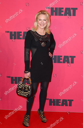 Australian Television Personality Kerri-anne Kennerley Arrives at the Australian Premiere of 'The Heat' at Event Cinemas in Sydney Australia 02 July 2013 the Movie Opens in Australian Theaters on 11 July Australia Sydney