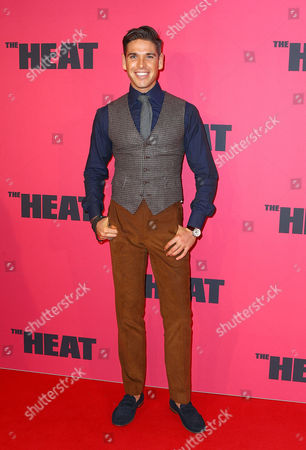 Stock Photo of Australian Television Personality Didier Cohen Arrives at the Australian Premiere of 'The Heat' at Event Cinemas in Sydney Australia 02 July 2013 the Movie Opens in Australian Theaters on 11 July Australia Sydney