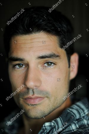 Us Actor Dj Cotrona Poses During the Photocall For the Movie 'Gi Joe Retaliation' in Sydney Australia 14 March 2013 the Movie Goes on Release in Australia on 28 March Along with Many Other Countries Worldwide Australia Sydney