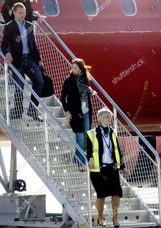 Stock Picture of Danish Crown Princess Mary (centre) Arrives in Hobart Tasmania 17 August 2010 the Tasmanian-born Royal who is Pregnant with Twins is Visiting Her Family in Hobart and It is Also Reported That She Will Attend the 40th Birthday Party For Her Best Friend and Bridesmaid Amber Petty on 21 August in Adelaide During Her Brief Trip to Australia Australia Hobart