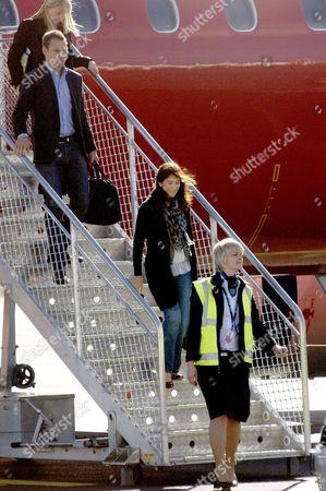 Editorial image of Australia Denmark Princess Mary Arrives - Aug 2010