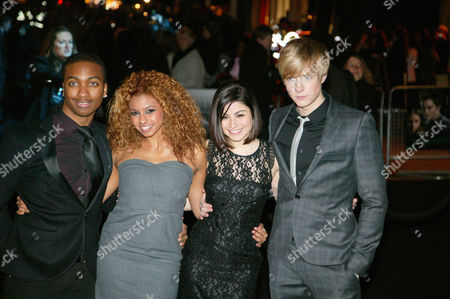 Editorial photo of 'Twilight' film premiere, London, Britain - 03 Dec 2008