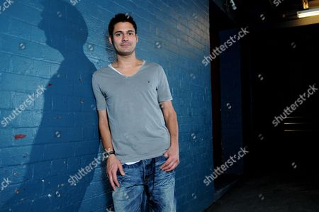 Scottish Comedian Danny Bhoy Poses For a Photograph at the Enmore Theatre Sydney Australia 10 January 2011 Bhoy is in Australia to Promote His Latest Comedy Tour Which Starts in Adelaide on 11 February Australia Sydney