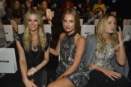 Editorial photo of Australia Fashion Week - Apr 2013