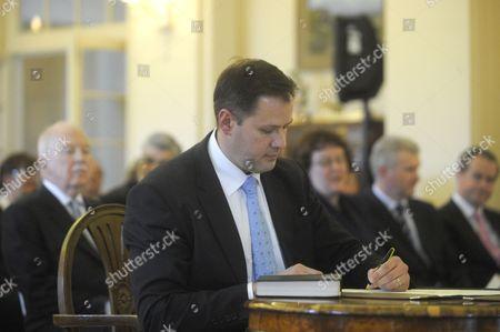 Editorial image of Australia Labor Ministers Swearing in Koran - Jul 2013