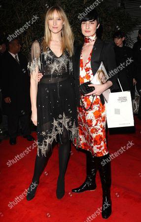 Jade Parfitt and Erin O'Connor