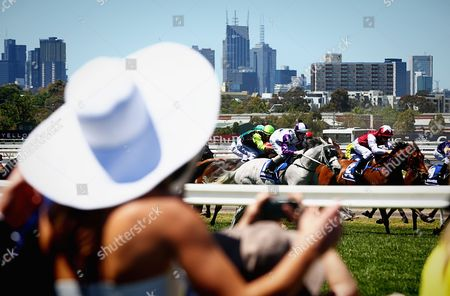 Editorial image of Australia Melbourne Cup - Nov 2013