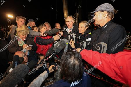 Editorial photo of Australia Sailing Sydney to Hobart - Dec 2015