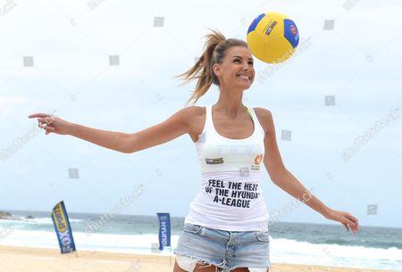 Editorial photo of Australia Soccer a League Summer Launch - Dec 2012