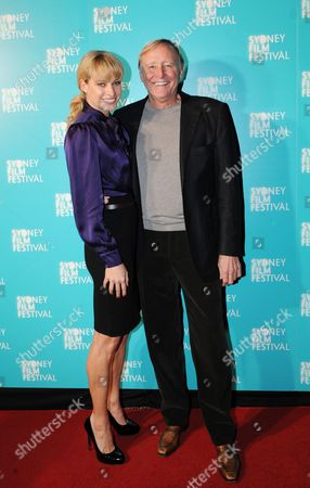 Australian Model Kristy Hinze (l) and Her Husband Jim Clark at 'The Cove' Premiere During the Sydney Film Festival in Sydney Australia on 06 June 2009 the 56th Sydney Film Festival Runs From 03 - 14 June 2009 Australia Sydney
