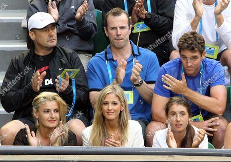 Editorial picture of Australia Tennis Australian Open - Jan 2012