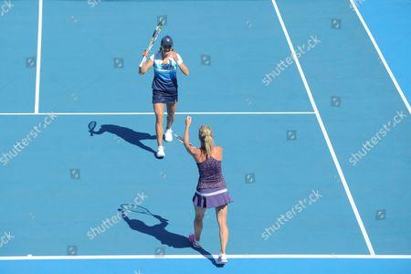 Editorial image of Australia Tennis Hobart International - Jan 2014