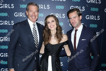 Editorial picture of 'Girls' TV series season finale premiere, New York, USA - 02 Feb 2017