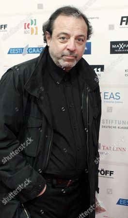 Turkish Playwright Film Director and Producer Semih Kaplanoglu Arrives at the 23rd European Film Awards Ceremony at the Solaris Centre's Nokia Concert Hall in Tallinn Estonia 04 December 2010 'Bal '(honey) Directed by Semih Kaplanoglu is Nominated For the European Film 2010 Award the European Film Awards 2010 Are Presented by the European Film Academy in the Estonian Capital on the Baltic Coast in Connection with Its Status As European Capital of Culture in 2011 Estonia Tallinn