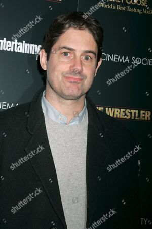 Editorial photo of 'The Wrestler' film screening presented by The Cinema Society and Entertainment Weekly, New York, America - 08 Dec 2008