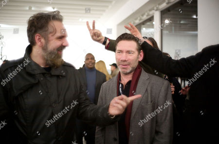 Keith Tyson and Mat Collishaw