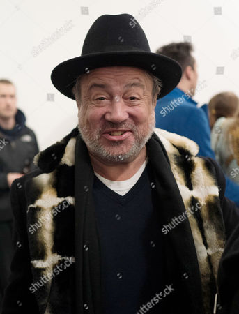 Editorial picture of 'Tim Noble and Sue Webster: Sticks with Dicks and Slits' Private View, London, UK - 02 Feb 2017