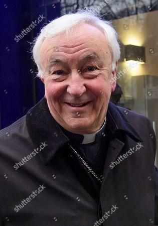 Cardinal Archbishop of Westminster Vincent Nichols