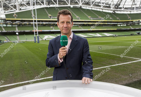 THE 6 NATIONS 2017  - Presenter Mark Pougatch