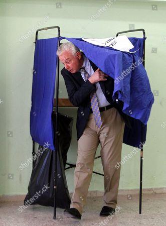 Editorial image of Greece General Elections - Jun 2012