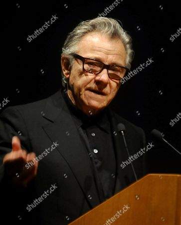 Editorial picture of Greece Harvey Keitel - May 2012
