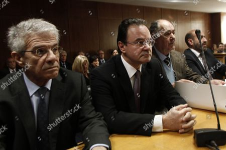Editorial image of Greece Justice Former Finance Minister Trial - Feb 2015