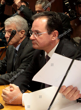Editorial picture of Greece Justice Former Finance Minister Trial - Feb 2015
