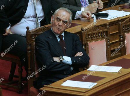 Editorial image of Greece Parliament Sub-marine Affair - Apr 2011