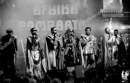 'The Tube' - Afrika Bambaataa