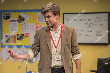 Oliver Dench (Tom, private tutor)